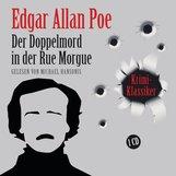 Edgar Allan  Poe - Der Doppelmord in der Rue Morgue