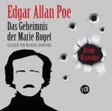 Edgar Allan  Poe - Das Geheimnis der Marie Roget