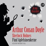 Arthur Conan  Doyle - Fünf Apfelsinenkerne