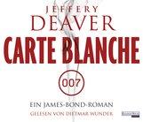 Jeffery  Deaver - Carte Blanche