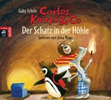 Gaby  Scholz - Carlos, Knirps & Co - Der Schatz in der Höhle