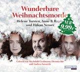 Håkan  Nesser, Helene  Tursten, Anne B.  Ragde - Wunderbare Weihnachtsmorde