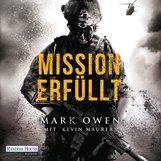 Mark  Owen, Kevin  Maurer - Mission erfüllt
