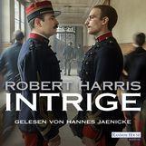 Robert  Harris - Intrige