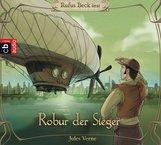 Jules  Verne - Robur, der Sieger
