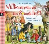 Annette  Moser - Willkommen auf dem Sonnenhof