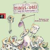 Ute  Krause - Minus Drei und der Zahlensalat