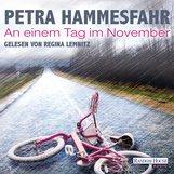 Petra  Hammesfahr - An einem Tag im November