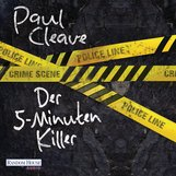 Paul  Cleave - Der Fünf-Minuten-Killer
