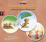 Ingo  Siegner - Das kleine Erdmännchen Gustav in drei spannenden Abenteuern