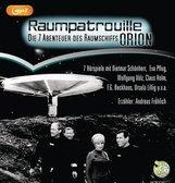 W.G.  Larsen, Rolf  Honold - RAUMPATROUILLE  - Die 7 Abenteuer des Raumschiffs ORION