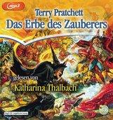 Terry  Pratchett - Das Erbe des Zauberers