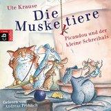 Ute  Krause - Die Muskeltiere