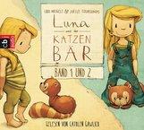 Udo  Weigelt - Luna und der Katzenbär Band 1 & 2