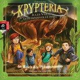 Fabian  Lenk - Krypteria - Jules Vernes geheimnisvolle Insel. Im Reich des Tyrannosaurus