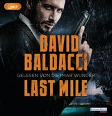 David  Baldacci - Last Mile