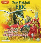 Terry  Pratchett - ERIC