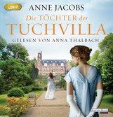 Anne  Jacobs - Die Töchter der Tuchvilla