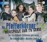 Anja  Jabs, Jörg  Reiter, Catharina  Junk, Martin  Nusch - Die Pfefferkörner – Hörspiele zur TV Serie (Staffel 14)
