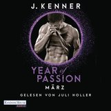 J.  Kenner - Year of Passion. März
