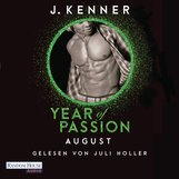 J.  Kenner - Year of Passion. August