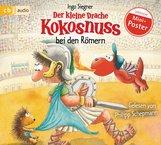 Ingo  Siegner - Der kleine Drache Kokosnuss bei den Römern