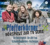 Anja  Jabs, Martin  Nusch, Franca  Düwel, Silja  Clemens - Die Pfefferkörner – Hörspiele zur TV Serie (Staffel 15)