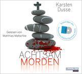 Karsten  Dusse - Achtsam morden