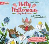 Annette  Roeder - Hetty Flattermaus fliegt hoch hinaus