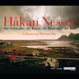 Håkan  Nesser - Die Schwalbe, die Katze, die Rose und der Tod