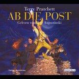 Terry  Pratchett - Ab die Post