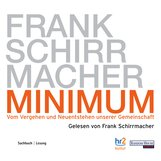 Frank  Schirrmacher - Minimum