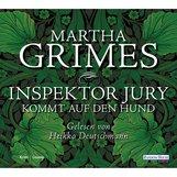 Martha  Grimes - Inspektor Jury kommt auf den Hund