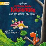 Ingo  Siegner - Der kleine Drache Kokosnuss und das Vampir-Abenteuer