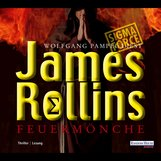 James  Rollins - Feuermönche
