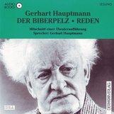 Gerhart  Hauptmann - Der Biberpelz / Reden
