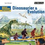 Stephan M.  Hübner - Weltwissen für Kinder: Dinosaurier &  Evolution DL