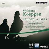 Wolfgang  Koeppen - Tauben im Gras