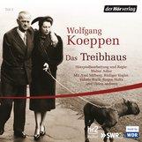 Wolfgang  Koeppen - Das Treibhaus