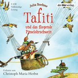 Julia  Boehme - Tafiti und das fliegende Pinselohrschwein
