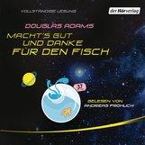 Douglas  Adams - Macht's gut, und danke für den Fisch