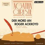 Agatha  Christie - Der Mord an Roger Ackroyd