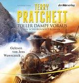 Terry  Pratchett - Toller Dampf voraus