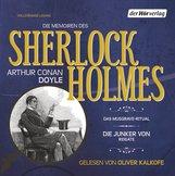 Arthur Conan  Doyle - Die Memoiren des Sherlock Holmes: Das Musgrave-Ritual & Die Junker von Reigate