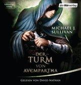 Michael J.  Sullivan - Der Turm von Avempartha
