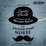 Sophie  Hannah, Agatha  Christie - Die Monogramm-Morde