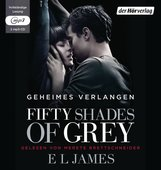 E L  James - Fifty Shades of Grey  - Geheimes Verlangen