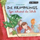 Annette  Roeder - Die Krumpflinge - Egon schwänzt die Schule