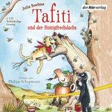 Julia  Boehme - Tafiti und der Honigfrechdachs