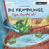 Annette  Roeder - Die Krumpflinge - Egon taucht ab